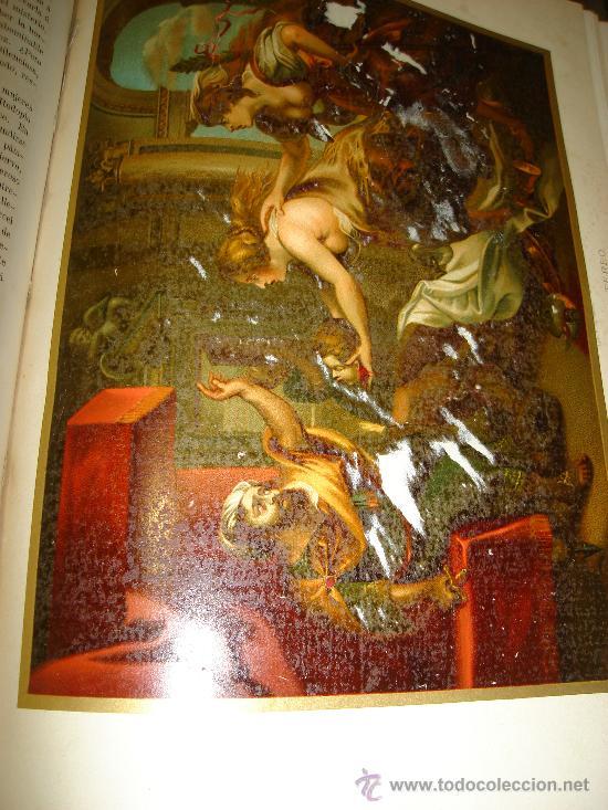 Libros antiguos: LOS DIOSES DE GRECIA Y ROMA, MITOLOGÍA GRECO-ROMANA, VÍCTOR GEBHARDT, 2 TMS, BCN, ESPASA Y CÍA, 1880 - Foto 16 - 33913933