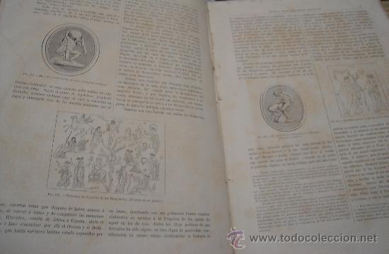 Libros antiguos: LOS DIOSES DE GRECIA Y ROMA, MITOLOGÍA GRECO-ROMANA, VÍCTOR GEBHARDT, 2 TMS, BCN, ESPASA Y CÍA, 1880 - Foto 14 - 33913933