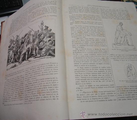 Libros antiguos: LOS DIOSES DE GRECIA Y ROMA, MITOLOGÍA GRECO-ROMANA, VÍCTOR GEBHARDT, 2 TMS, BCN, ESPASA Y CÍA, 1880 - Foto 13 - 33913933