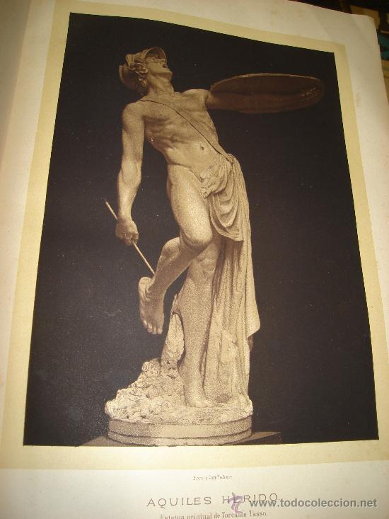 Libros antiguos: LOS DIOSES DE GRECIA Y ROMA, MITOLOGÍA GRECO-ROMANA, VÍCTOR GEBHARDT, 2 TMS, BCN, ESPASA Y CÍA, 1880 - Foto 12 - 33913933