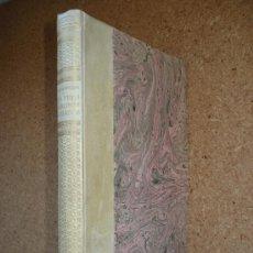 Libros antiguos: LOS TRES MARIDOS BURLADOS: NOVELA DE LOS CIGARRALES DE TOLEDO / TIRSO DE MOLINA. TIRADA LIMITADA.. Lote 33926643