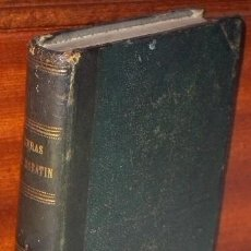 Libros antiguos: OBRAS DRAMÁTICAS Y LÍRICAS 1 POR LEANDRO FERNÁNDEZ DE MORATÍN, ESTABL. TIP DE FRANCISCO MELLADO 1844. Lote 33964828