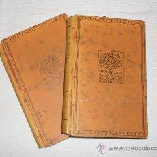 Libros antiguos: L'ESCULTURA CATALANA MODERNA FELIU ELIAS, 2 TOMOS, COMPLETA 1926 - 1928 EN CATALAN. Lote 33975893