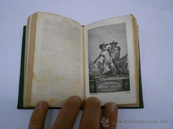Libros antiguos: CALENDARIO MANUAL Y GUIA FORASTEROS DE MADRID AÑO 1835/ ESTADO MILITAR DE ESPAÑA.1835. imprenta real - Foto 3 - 33978925