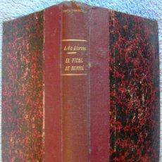 Old books - EL FINAL DE NORMA. DE D. PEDRO A. DE ALARCON. SUCESORES DE RIVADENEYRA, MADRID 1928. - 33983830