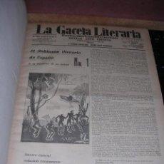 Libros antiguos: GENERACION DEL 27 REVISTA COMPLETA EL ROBINSON LITERARIO DE ESPAÑA (O LA REPUBLICA DE LAS LETRAS ) . Lote 33994062