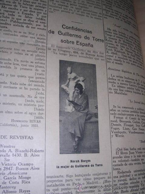 Libros antiguos: GENERACION DEL 27 REVISTA COMPLETA EL ROBINSON LITERARIO DE ESPAÑA (O LA REPUBLICA DE LAS LETRAS ) - Foto 3 - 33994062