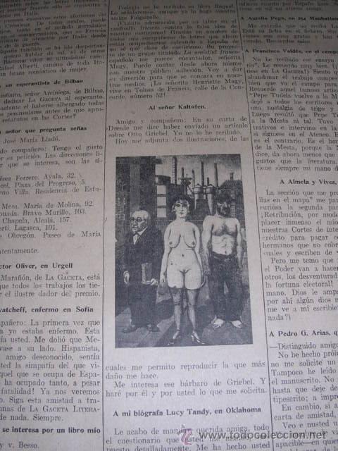 Libros antiguos: GENERACION DEL 27 REVISTA COMPLETA EL ROBINSON LITERARIO DE ESPAÑA (O LA REPUBLICA DE LAS LETRAS ) - Foto 6 - 33994062