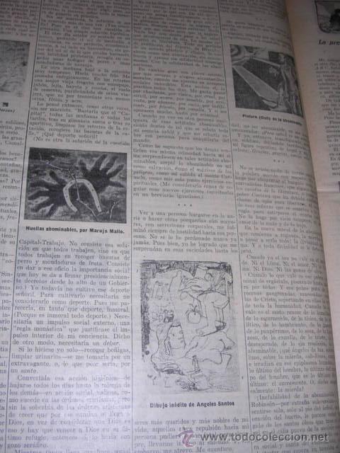Libros antiguos: GENERACION DEL 27 REVISTA COMPLETA EL ROBINSON LITERARIO DE ESPAÑA (O LA REPUBLICA DE LAS LETRAS ) - Foto 11 - 33994062