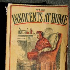 Libros antiguos: THE INNOCENTS AT HOME, TWAIN MARK. Lote 36985667