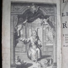 Libros antiguos: L´INFORTUNE NAPOLITAIN OU LES AVANTURES.... Lote 34150833