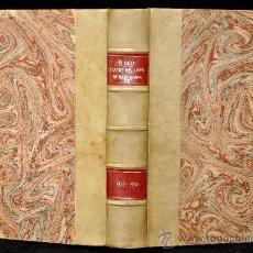 Libros antiguos: GRAN TEATRO DEL LICEU 1837-1930. EDICIÓN DE LUJO CON 750 EJEMPLARES ÚNICOS. Lote 34153393