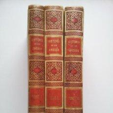 Libros antiguos: HISTORIA DE LOS GRIEGOS. VÍCTOR DURUY. MONTANER Y SIMÓN. 1890. Lote 34175428
