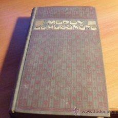 Old books - MERGY EL HUGONOTE (PROSPERO MERIMEE) ED DOMENECH 1914 TAPA DURA (LE5) - 34222184