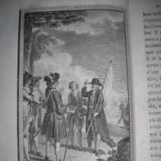 Libros antiguos: VOYAGES IMAGINAIRES SONGES, VISIONS ET ROMANS CABALISTIQUES, 1787. Lote 34354688