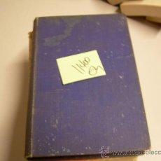 Libros antiguos: EN BUSCA DEL GRAN KAN CRISTOBAL COLON VICENTE BLASCO IBAÑEZ 1929NOVELA4 €. Lote 34388814