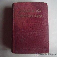 Libros antiguos: MANUEL LEZON.-NOVISIMA LEGISLACION HIPOTECARIA.-SEPTIMA EDICION.. Lote 34267106