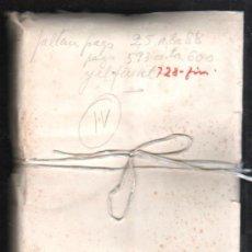 Libros antiguos: HISTORIA DE XEREZ DE LA FRONTERA POR EL PADRE FRAY ESTEBAN RALLON - TOMO IV. LEER. Lote 34287686