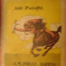 Libros antiguos: PER LES TERRES ROGES.J.M. FOLCH I TORRES.JOSEP BAGUÑÁ EDITOR. 1935.. Lote 34295366