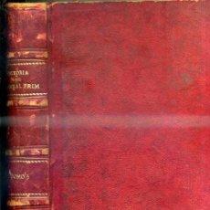 Libros antiguos: ORELLANA : HISTORIA DEL GENERAL PRIM TOMO III (C. 1870) CON 13 CROMOLITOGRAFÍAS. Lote 34341929