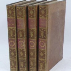 Libros antiguos: THE HISTORY OF TOM JONES, 1780. EN INGLÉS, PARIS DIDOT ED. 4 VOL.. Lote 34399133