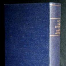 Libros antiguos: 1918 VIAJES POR ESPAÑA Y CUENTOS AMATORIOS - ALARCON. Lote 34409095