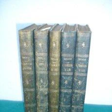 Libros antiguos: 5 LIBROS ANTIGUOS AÑOS 1887,1888,1908. Lote 34448709