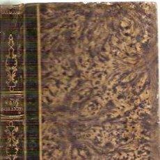 Libros antiguos: JORGE SAND: ORIO SORANZO, HISTORIA VENECIANA (1844). Lote 34529528