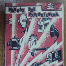 Libros antiguos: MANUAL DEL RADIOESCUCHA. TOMO I. MARTIN HERNANDEZ GONZALEZ, IMPRENTA CASTELLANA 1935 . Lote 34538301