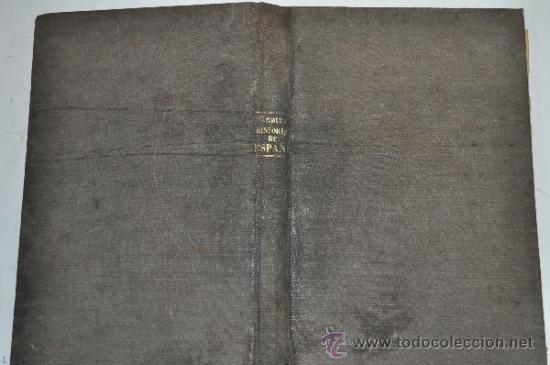 RM59584 RESUMEN DE HISTORIA DE ESPAÑA. OBRA DE TEXTO PARA USO DE LOS INSTITUTOS. (Libros Antiguos, Raros y Curiosos - Historia - Otros)