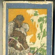 Libros antiguos: EMILIO SALGARI : INVIERNO EN EL POLO NORTE (CALLEJA). Lote 57748462