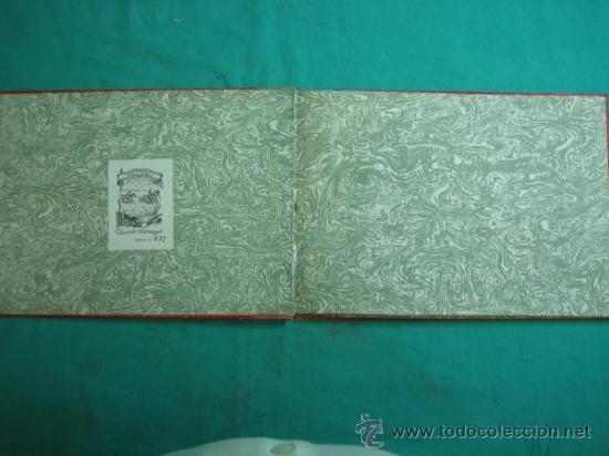 Libros antiguos: Libro de 20 laminas taurinas LA FIESTA ESPAÑOLA - Foto 3 - 34693412