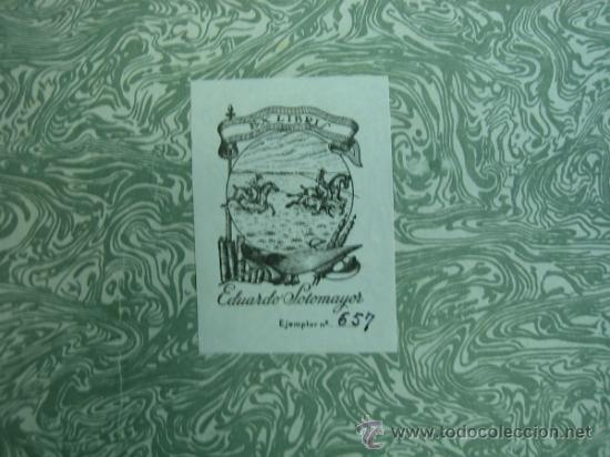 Libros antiguos: Libro de 20 laminas taurinas LA FIESTA ESPAÑOLA - Foto 4 - 34693412