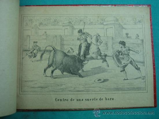 Libros antiguos: Libro de 20 laminas taurinas LA FIESTA ESPAÑOLA - Foto 9 - 34693412