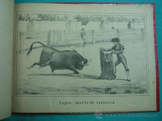 Libros antiguos: Libro de 20 laminas taurinas LA FIESTA ESPAÑOLA - Foto 11 - 34693412