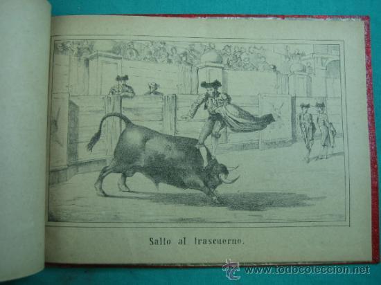 Libros antiguos: Libro de 20 laminas taurinas LA FIESTA ESPAÑOLA - Foto 12 - 34693412