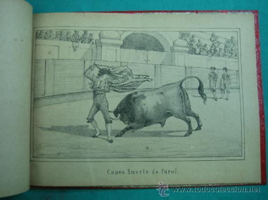 Libros antiguos: Libro de 20 laminas taurinas LA FIESTA ESPAÑOLA - Foto 14 - 34693412