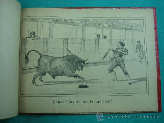 Libros antiguos: Libro de 20 laminas taurinas LA FIESTA ESPAÑOLA - Foto 16 - 34693412