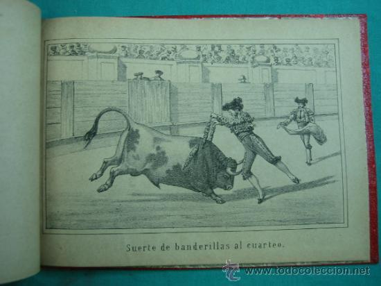 Libros antiguos: Libro de 20 laminas taurinas LA FIESTA ESPAÑOLA - Foto 17 - 34693412