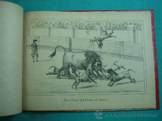Libros antiguos: Libro de 20 laminas taurinas LA FIESTA ESPAÑOLA - Foto 18 - 34693412