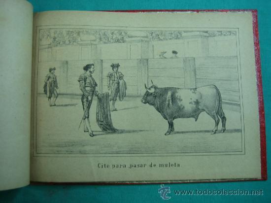 Libros antiguos: Libro de 20 laminas taurinas LA FIESTA ESPAÑOLA - Foto 19 - 34693412