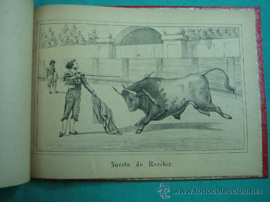 Libros antiguos: Libro de 20 laminas taurinas LA FIESTA ESPAÑOLA - Foto 20 - 34693412