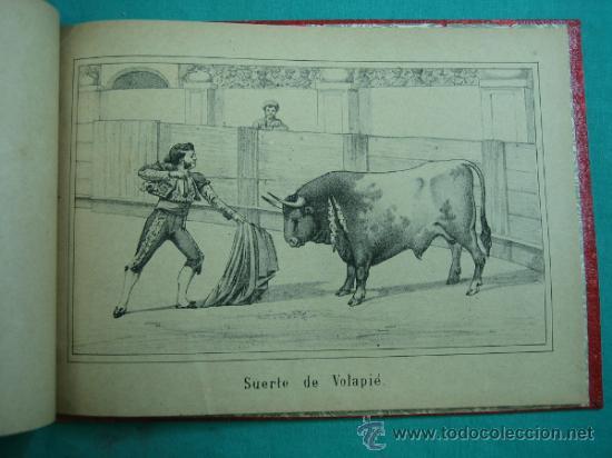 Libros antiguos: Libro de 20 laminas taurinas LA FIESTA ESPAÑOLA - Foto 21 - 34693412