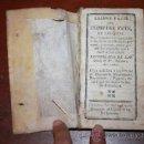 Libros antiguos: 'LLIBRE FACIL DE COMPTES FETS'. F. BARREME. IMPRESOR ANTONI OLIVA - GERONA. S. XVIII. S-B. Lote 34672012