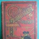 Libros antiguos: GRAN DICCIONARIO TAUROMACO. J.SANHEZ DE NEIRA 1897 IMPRESOR R. VELASCO. Lote 34724068