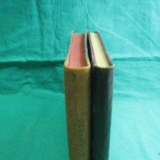 Libros antiguos: TOROS DE LIDIA.LIBROS DE LA GANADERIA BRAVA DE D. FLORENTINO SOTOMAYOR 1915-1933 ( CORDOBA) . Lote 34797849