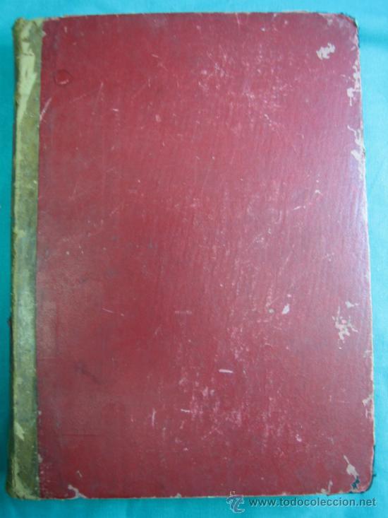 Libros antiguos: Libro encuadernado de la revista taurina LOS TOROS 1909 - Foto 2 - 34737505