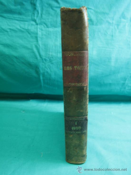 Libros antiguos: Libro encuadernado de la revista taurina LOS TOROS 1909 - Foto 19 - 34737505