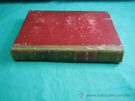 Libros antiguos: Libro encuadernado de la revista taurina LOS TOROS 1909 - Foto 22 - 34737505