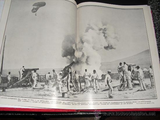 Libros antiguos: 1909 GUERRA DE MARRUECOS MAS DE 400 FOTOGRAFIAS ( 80 DE TAMAÑO, FOLIO O FOLIO DOBLE) ACTUALIDADES - Foto 3 - 34987732